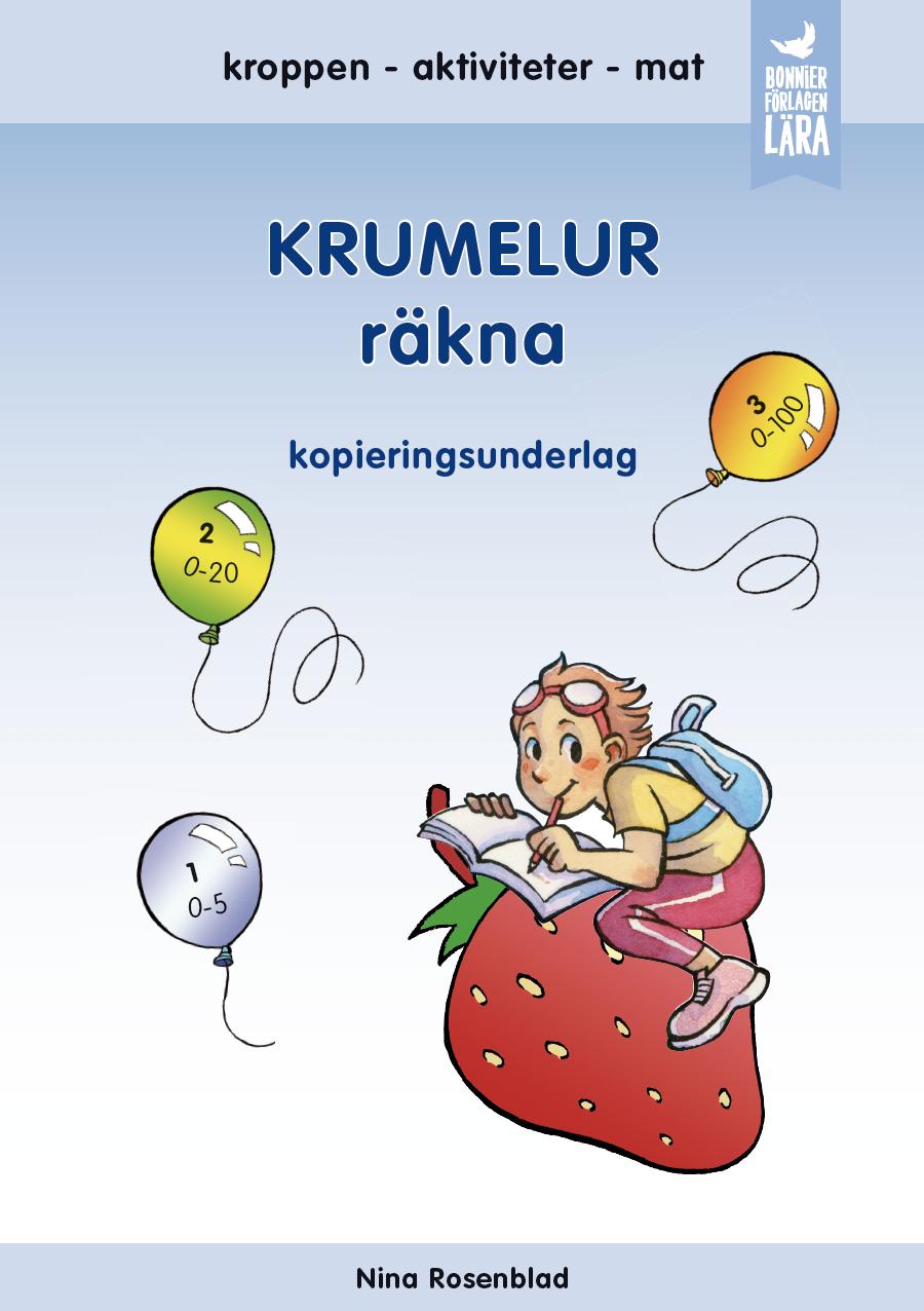Krumelur – Räkna (F–3)