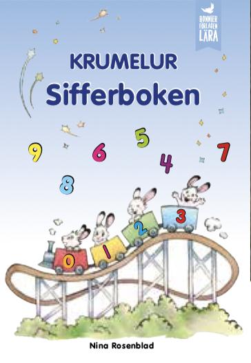 Krumelur – Sifferboken 0-9