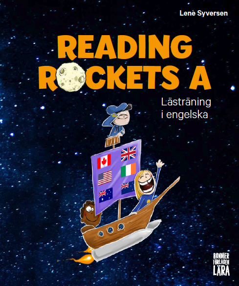 Reading Rockets A (Utkommer i mars)