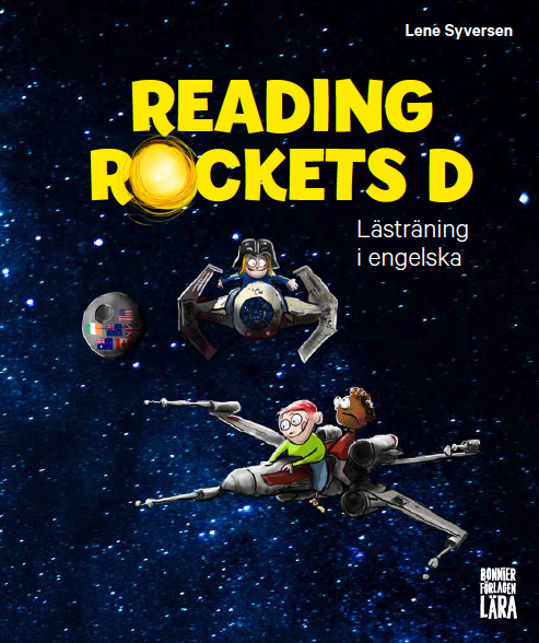 Reading Rockets D (Utkommer i mars)