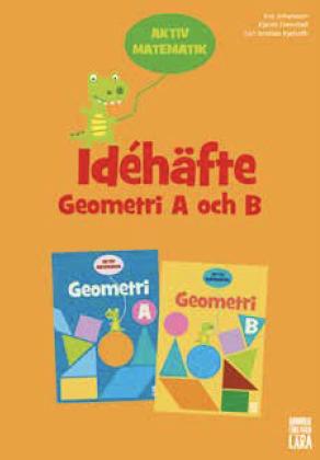 Idéhäfte – Geometri A & B (åk 1–6)
