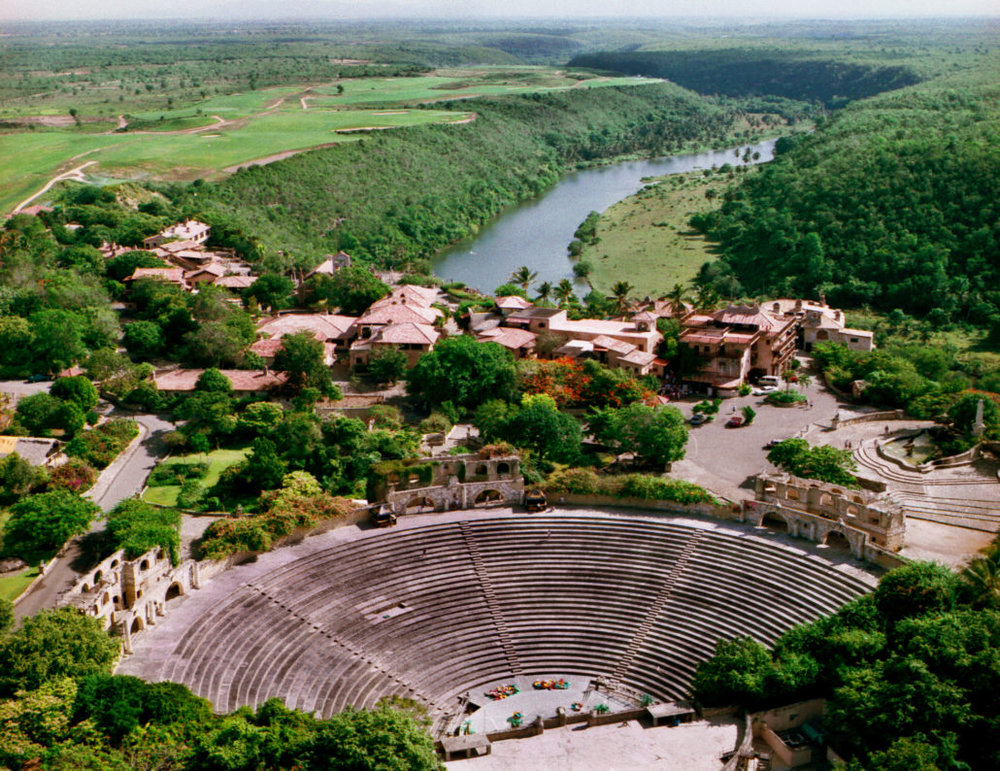 10.  Altos de Chavón (The Cliffs of Chavón):  Explore the Altos de Chavón amphitheatre that will make you feel like you have stepped out of the Dominican and have arrived in a 16th-century Mediterranean city.