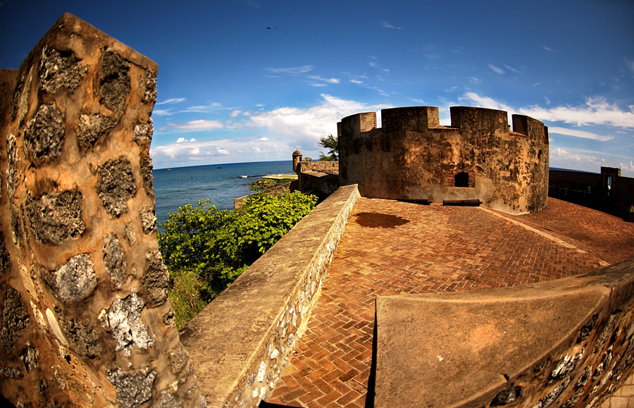 15.   El Morro (El Morro Fort):  The El Morro Fort was used to protect 16th century Puerto Plata from pirates. Today, it is a museum, overlooking the vast Atlantic Ocean, that exhibits the city's rich history.