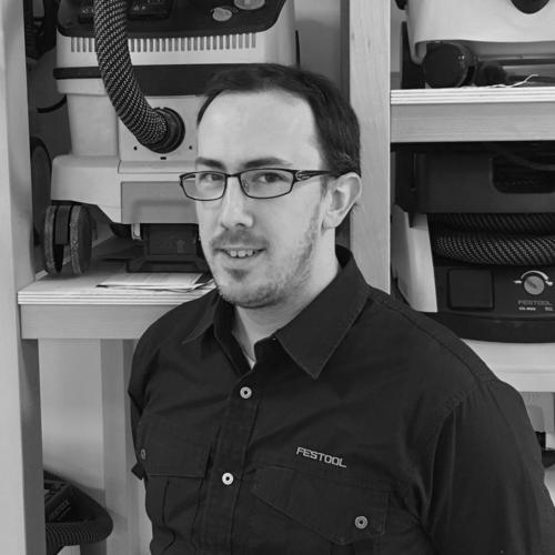 PIERRE BREYNE |  Formateur et support technique - Festool