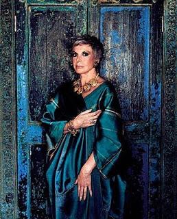 Princess Luciana Pignatelli