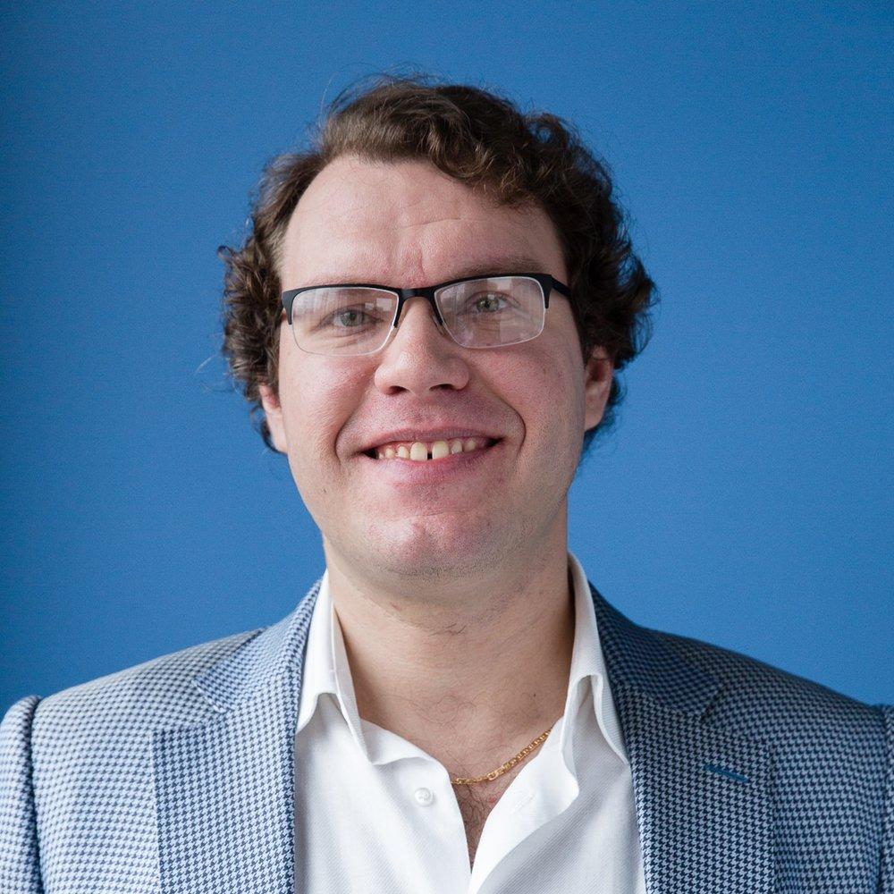 Kirill Orlov - Director of Software Engineering