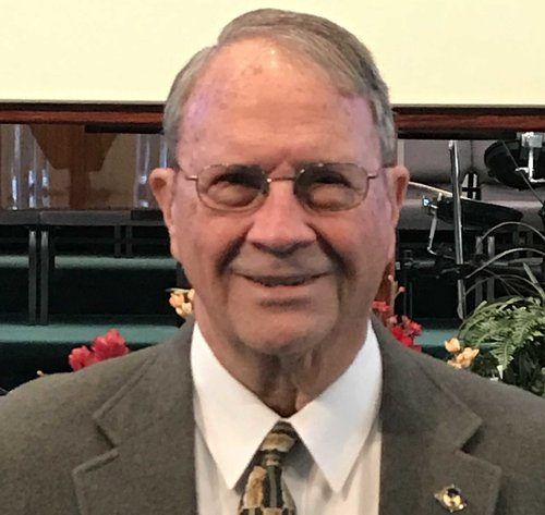 FRANK POWERS  PASTOR EMERITUS