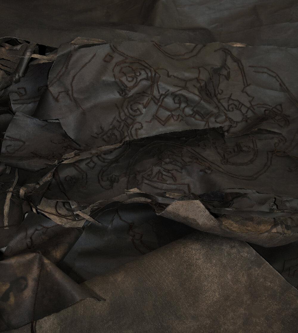 Prayermat I (Detail)