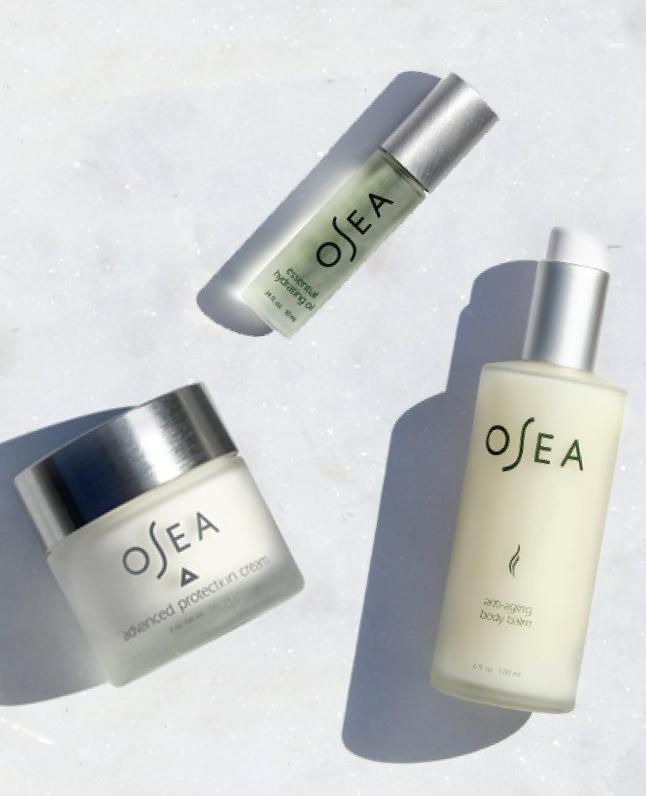 Osea Malibu  / Natural Skincare Products