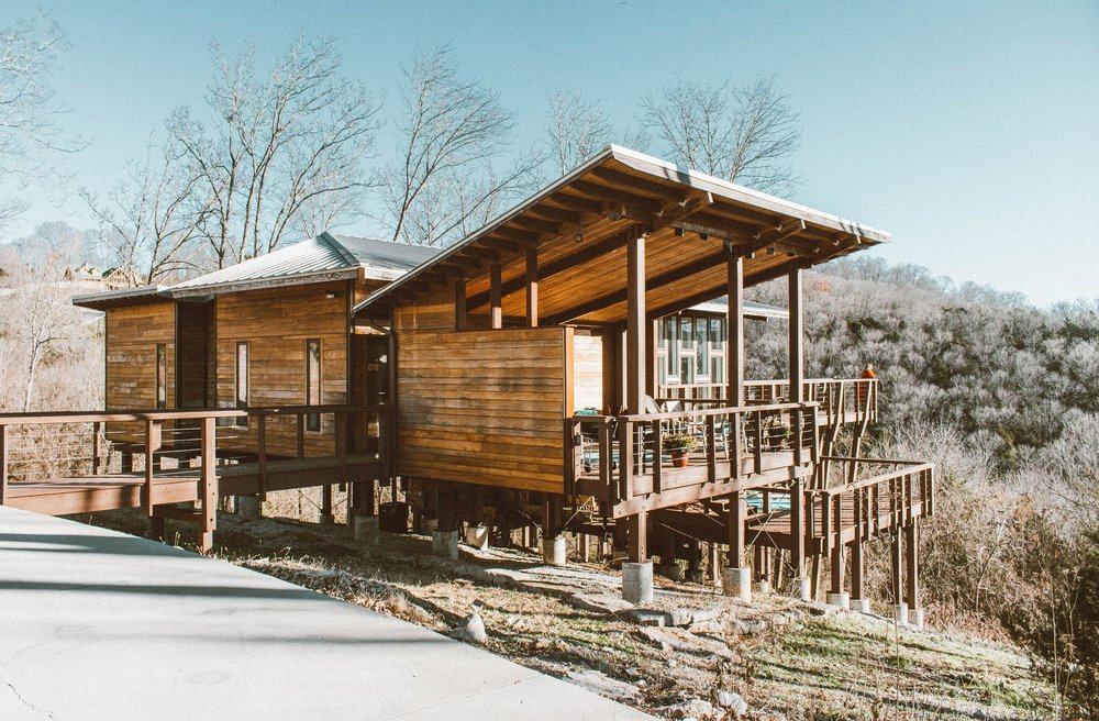 tennessee treehouse holiday getaway - December 11-13th, 2017