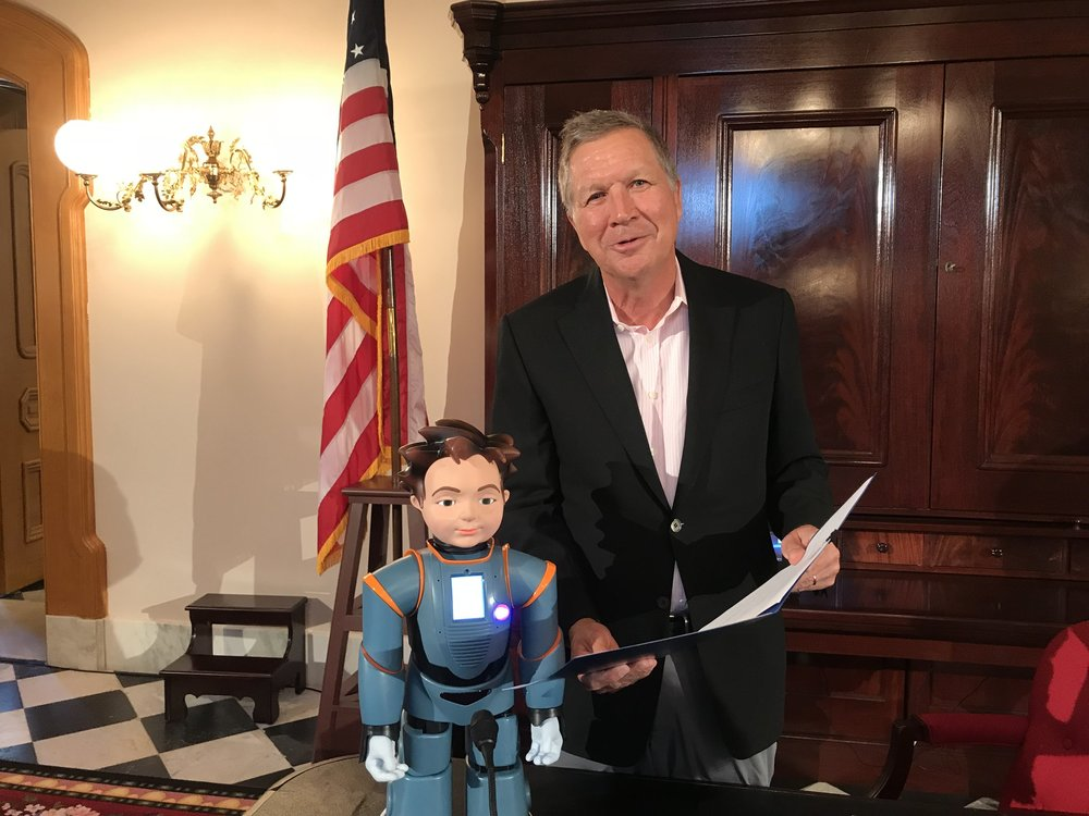 Gov. John Kasich signs executive order to support Ohioans with disabilities