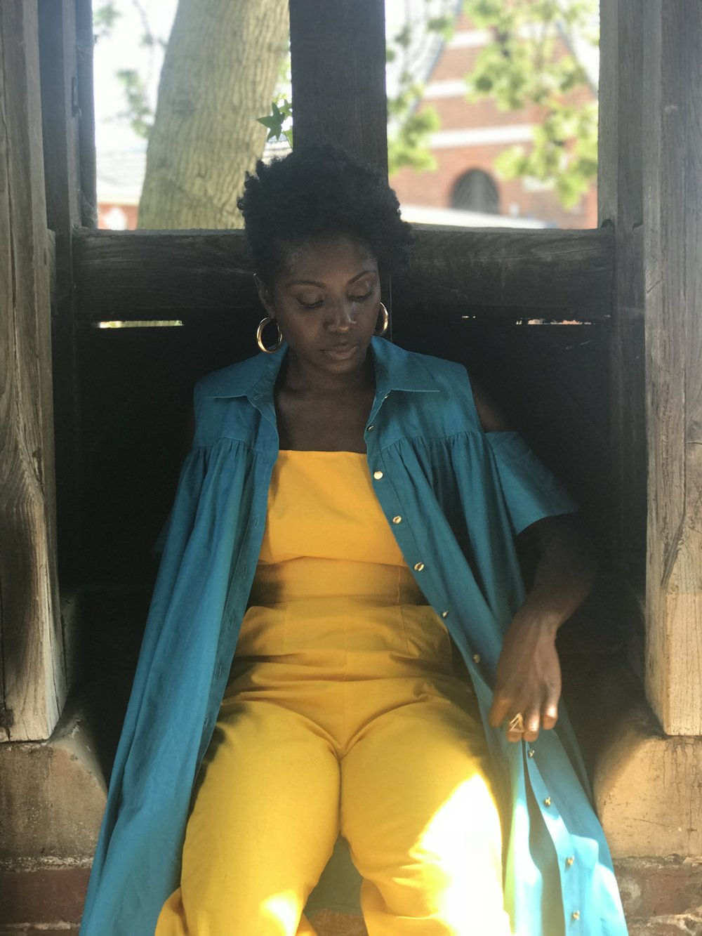 three sixty, self love, intentional living, slow fashion, a quiet style, me and orla, Sarah tasker, Jessica Huie, black girl in om, hey Fran hey, sharmadean Reid, Tamu Thomas, Wellness events, urban retreat