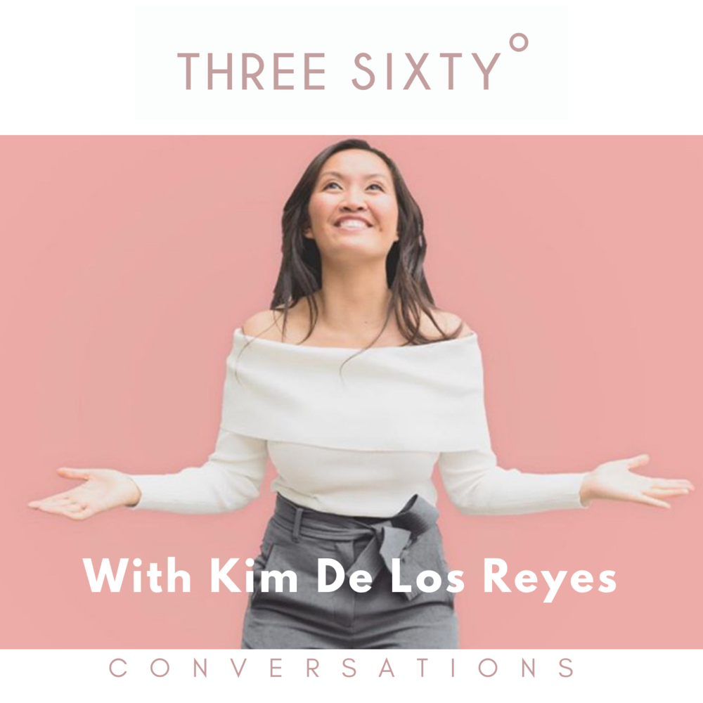 Peak radiance, Kim de los reyes, Tamu Thomas, business coaching. executive coaching, live three sixty, everyday joy, three sixty conversations, three sixty podcast, wellbeing is wellth,