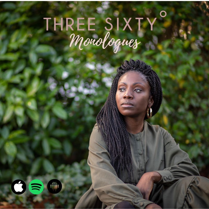Three sixty monologues, Tamu Thomas, live three sixty, women wellness coach, everyday joy,
