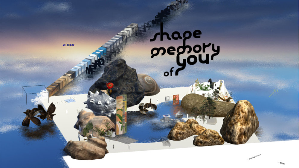 身体の形状記憶装置-SHAPE MEMORY OF YOU- - Discont / JAPAN