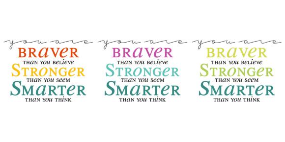 Kimberly Kalil Designs Braver
