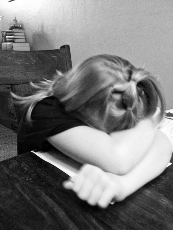 Kimberly Kalil Designs: I Hate Homework
