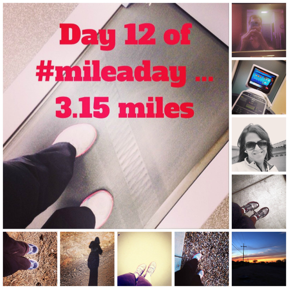 Kimberly Kalil Designs: A Mile A Day