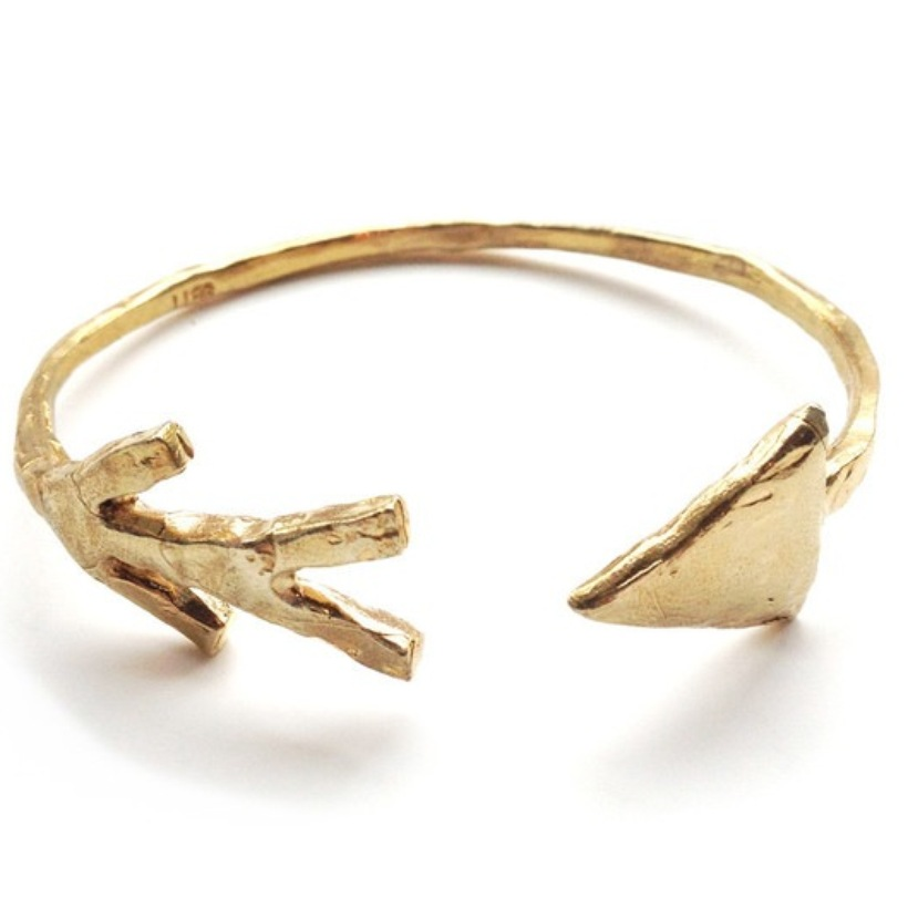 Arrow Cuff from Strolby