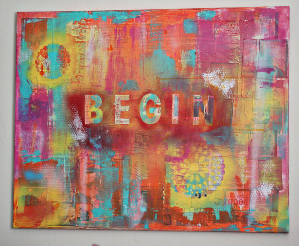 Begin | Kimberly Kalil Designs