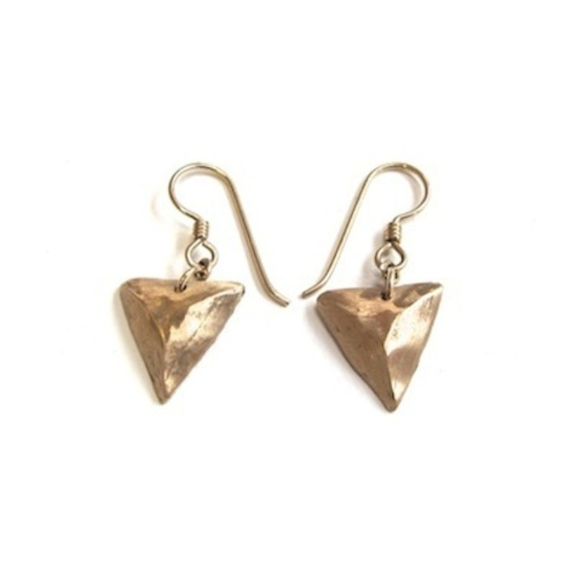 Olympus Pyramid Earrings from Strolby | Kimberly Kalil Designs