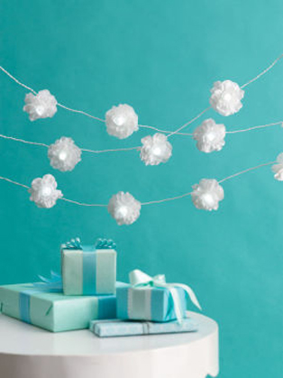 Home Decor Ideas Using Party Supplies | Kimberly Kalil Designs