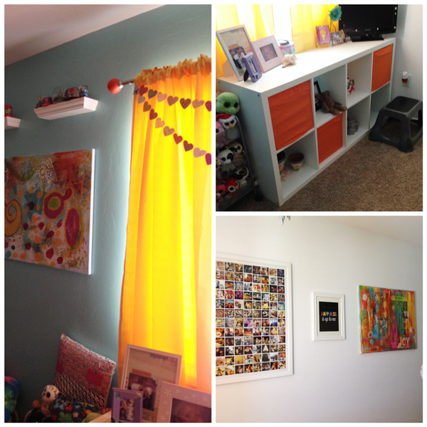 Redecorating Shelby's Room | Kimberly Kalil Designs