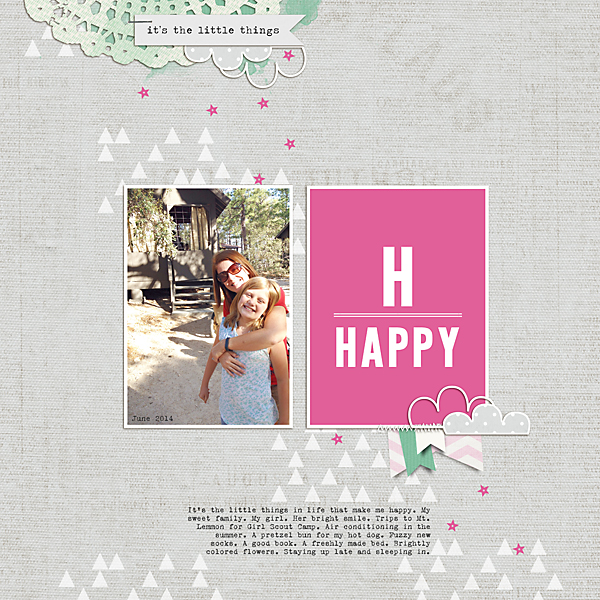 Happy | The Daily Digi| Kimberly Kalil Designs