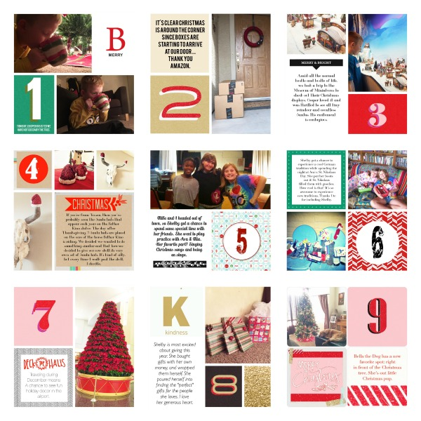 Documenting December | Kimberly Kalil Designs