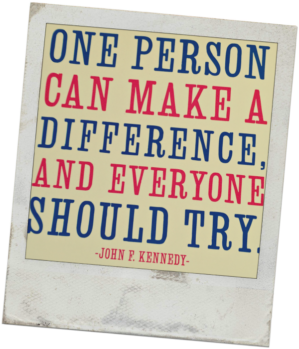 Making a Difference | Kimberly Kalil Designs