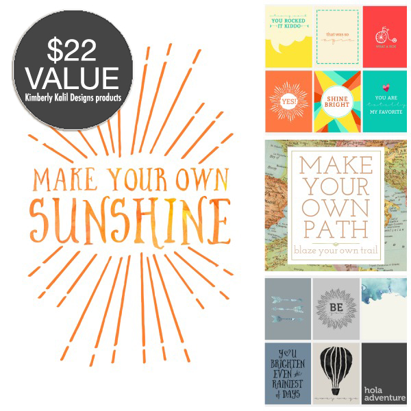 DIY | The Ultimate Bundle | Kimberly Kalil Designs