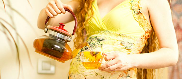 Caffeine + Breastfeeding | Care.com | Kimberly Kalil Creative