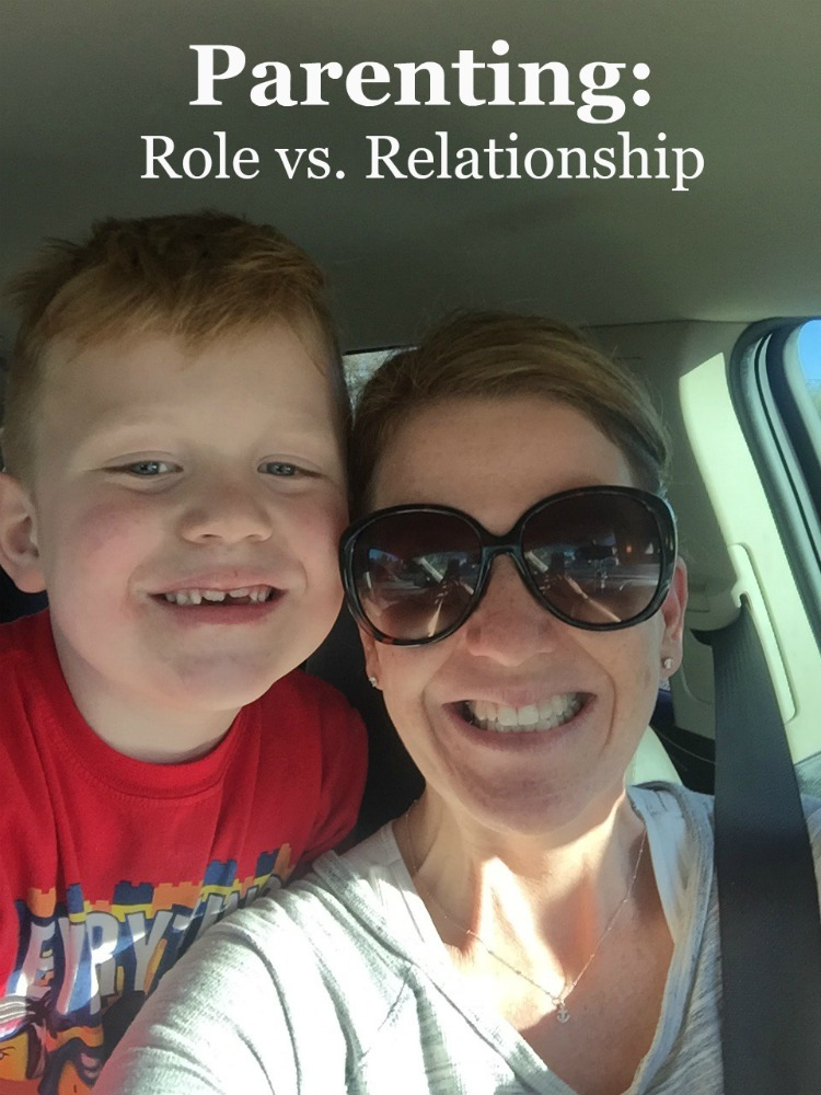 Parenting | Role vs. Relationship | Kimberly Kalil Designs