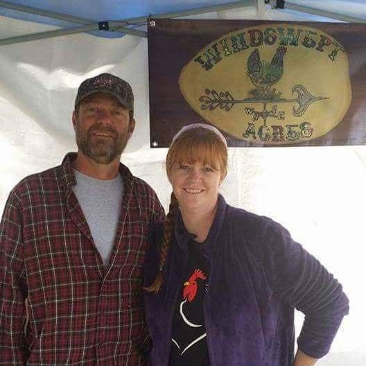 Dave Harris & Pam Herndon