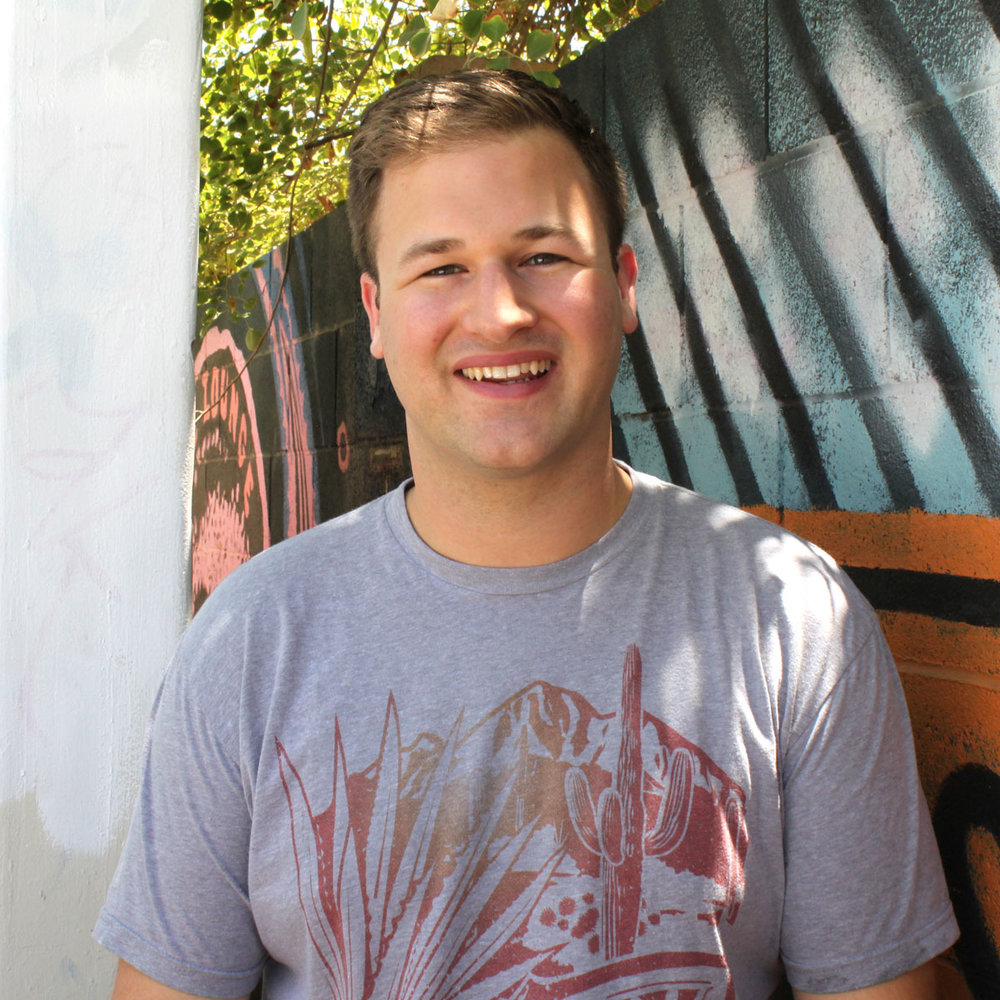 "Andrew Vogeney   ""Being a Localist allows me to connect deeper with my community. I know the owners of the places that I frequent, I understand where my food comes from, and I always have my finger on the pulse of Arizona towns."""