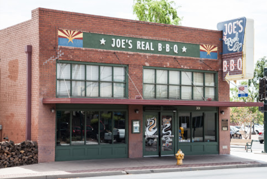 joe's real bbq - Real BBQ slow-cooked over pecan wood and served with a side of genuine hospitality.