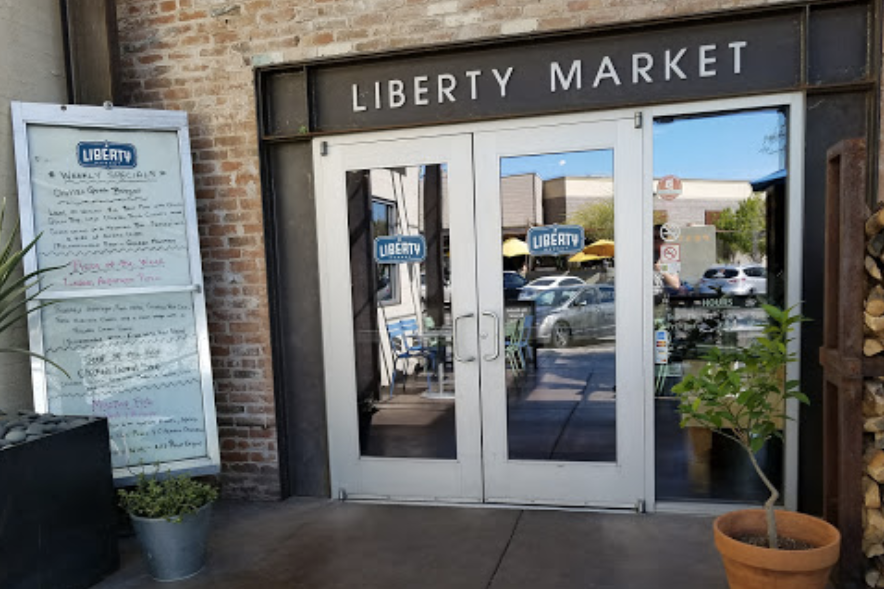Liberty Market - Award-winning local restaurant offering hand-crafted American cuisine, espresso bar, and craft beverages.