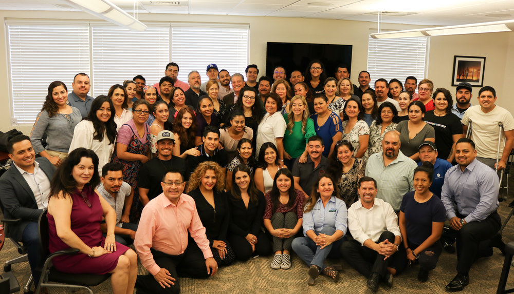 Members of the Fuerza Local Business Accelerator Program: Eleventh Cohort