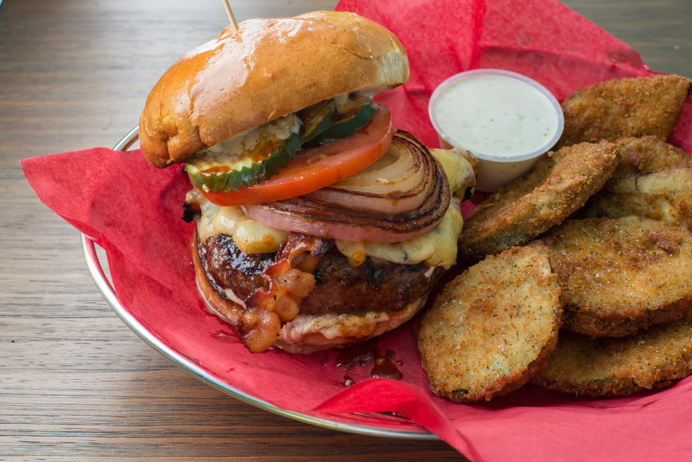 Joe's Farm Grill - Common food done uncommonly well.