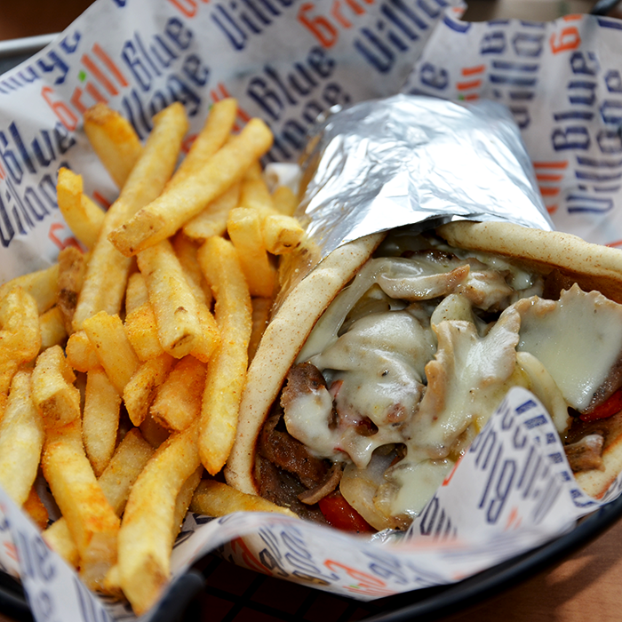 Philly-Style Gyro
