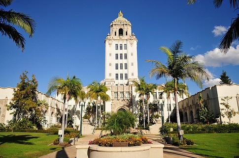 City of Beverly Hills - Corporate IndustryHQ relocation