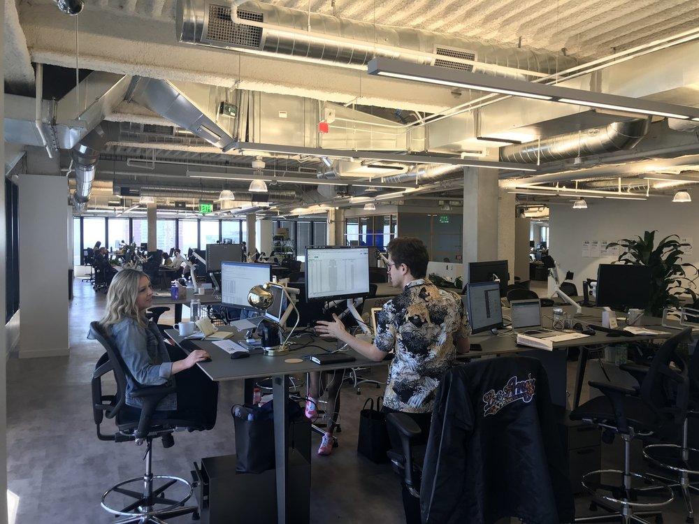 CPM Project Farfetch - Collaborative Workspace