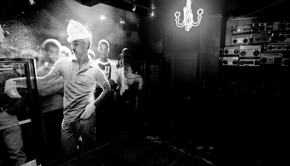 San Francisco's premier old school hip-hop bar   Double Dutch