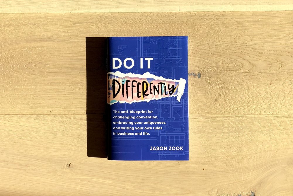 Do It Differently Book Cover