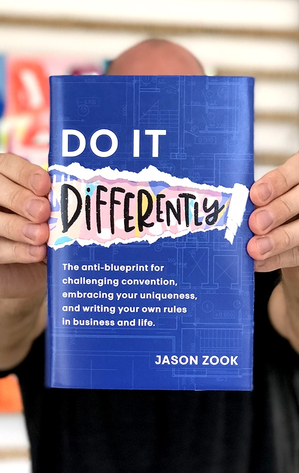 Do It Differently Book Preview