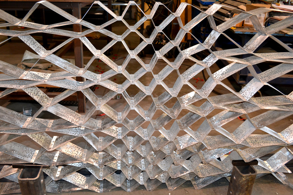 Evaporative Skin  ©  Ripple Architecture Studio