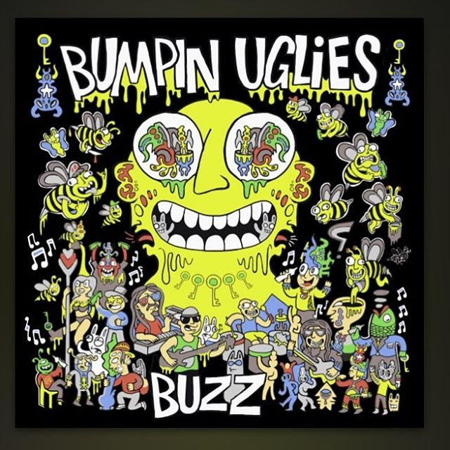 Friday is just around the corner! We can't wait for you to hear the rest of our EP #BUZZ🐝 out 3/22/19 with @ineffablemusic !! #preorder bundle link in our bio and digitally available to preorder on all music platforms! #bumpi uglies #newmusic