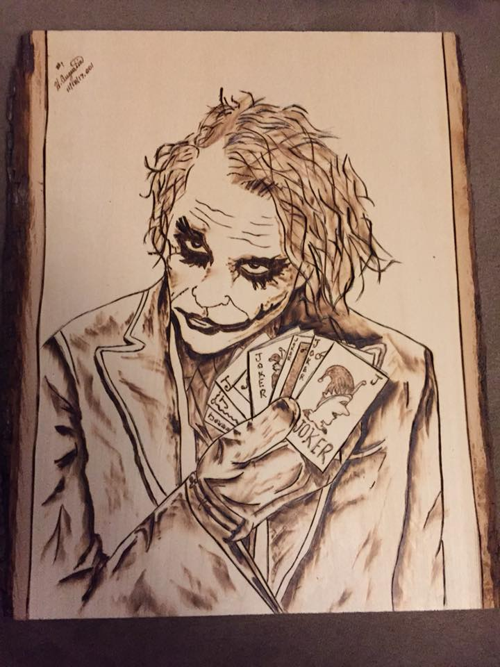 Heath Augustine The Joker Wood Burn - H A.jpg