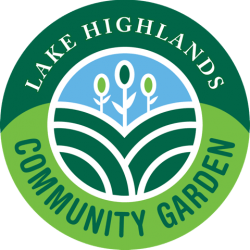 Lake Highlands Community Garden - We feature individual plots for organic gardening and a variety of specialty gardens. Hundreds of dedicated gardeners and community volunteers participate in activities year round, four seasons. Whether you are interested in one of our individual plots, or want to join in Community Days, helping with food bank donations, or other gardening fun, we welcome you!