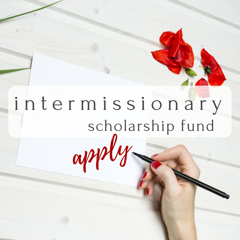 apply for IM Scholarship Funds